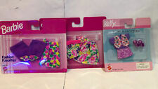 Barbie And Kelly Fashion Favorites Outfits By Mattel