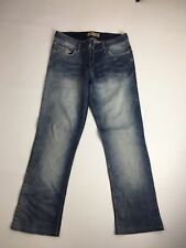 MASSIMO DUTTI 'Bootcut' Jeans - W32 L30 - Faded Navy Wash - Great Condition