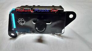 windshield wiper switch w/ pulse intermittent 78-83 Chevy GMC pickup blazer