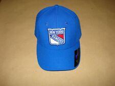 CAP - HAT – NEW YORK RANGERS – ICE HOCKEY – NHL – ADIDAS – NEW