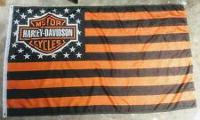 HARLEY DAVIDSON flag 3X5'