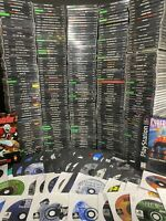 💥💥 PS1 GAMES HUGE LOT YOU PICK EM 💥FUN4ALL PLAYSTATION 1 CLEANED AND TESTED.