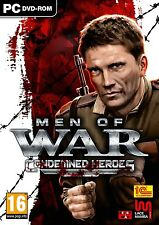 Men of War - Condemned Heroes (PC DVD) NEW & Sealed - Despatched from UK