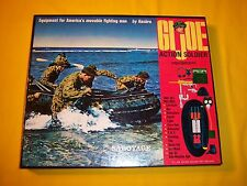 RARE 1968 GIJOE SOLDIER SABOTAGE 7516 PHOTO BOX MIB NEAR STORE STOCK 1964