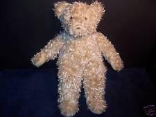 """Gund Disney Rare Plush Teddy Bear 16""""inch Stuffed Doll"""