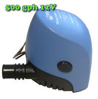 Whale Marine Submersible Bilge Pump - Whale Orca 12V 500 GPH