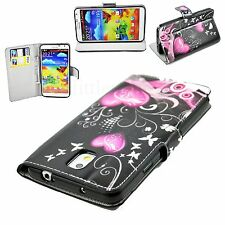 Leather Wallet Flip Leather Phone Case Cover For Samsung Galaxy Note 3 III N9000