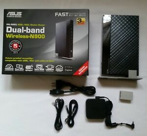 MODEM/ROUTER ASUS DSL-N66U, NUOVO