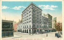 Manhattan Nyc Metropolitan Opera House 40Th St/Broadway P/C