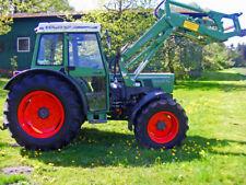 Schlepper Traktor Fendt 260 Frontlader 40 KmH