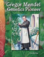Gregor Mendel: Genetics Pioneer (Paperback or Softback)