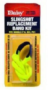 Daisy Powerline Slingshot Replacement Band Fits Models F16, B52 & P51. New!