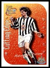 Futera Newcastle United Fans' Selection 1999 - Pistone (Cutting Edge) #CE4