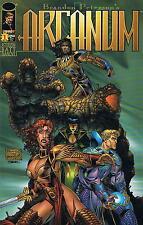 Arcanum # 1 - Comic - 1997 - 8.5