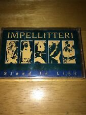 Impellitteri - Stand In Line (cassette)