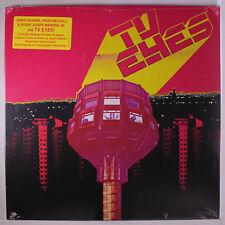 TV EYES: Tv Eyes LP Sealed (2 LPs, translucent yellow vinyl, reissue)