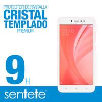 Sentete® Xiaomi Redmi Note 5A Protector de Pantalla Cristal Templado PREMIUM