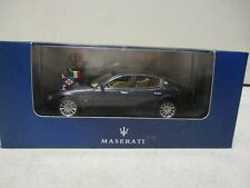 IXO Models Maserati Quattroporte Presidenziale 2003 Grey 1/43