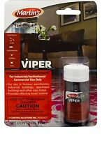 Martins Viper 25% Cypermethrin PEST Control Roaches Spiders 1oz