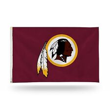 "Washington Redskins NFL Banner Flag 3' x 5' (36"" x 60"") ~ NEW"