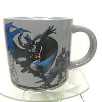 DC Comics Mug 1993 Batman Through the Years Mug Unemployed Philosophers Cup C13
