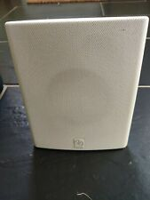 PAIR OF YAMAHA SMALL SURROUND SPEAKERS NS-E103 WORKING ORDER
