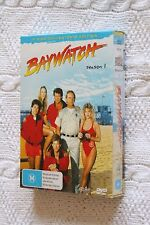 BAYWATCH-SEASON 1 (DVD, 6-DISC SET) REGION -ALL, NEW AND SEALED, FREE SHIPPING