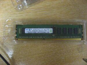 SAMSUNG 4GB PC3L-10600R DDR3-1333 REG ECC 1.35V MEMORY MODULE