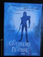 DVD EL GUERRERO SIN NOMBRE