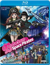 Bodacious Space Pirates: Complete Collection [New Blu-ray] Subtitled