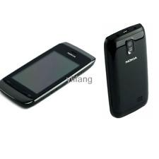"Original Unlocked Nokia Asha 308 2G 3"" 2MP Touchscreen Dual SIM Mobile Phone"