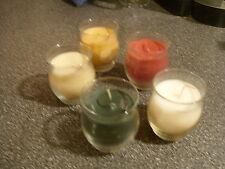 Partylite MANGO GINGER SORBET Mini Barrel Jar Candle NIB