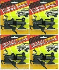 Four Packages of Deer Whistles - 8 - Whistles Total / New  Free Shipping!!!!!