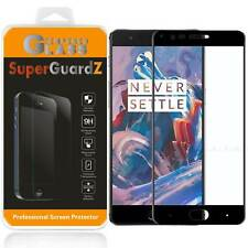 SuperGuardZ FULL COVER Tempered Glass Screen Protector For OnePlus 3T /oneplus 3