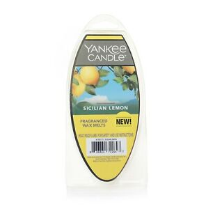 ☆☆YANKEE CANDLE WAX MELTS 6 PACKS☆☆2.6 OZS☆☆YOU PICK THE SCENT- MANY FALL SCENTS