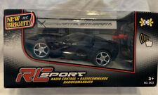 NEW BRIGHT RC SPORTS CORVETTE C7 STINGRAY FULL FUNCTION RADIO CONTROL CAR!