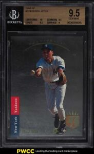 1993 SP Foil Derek Jeter ROOKIE RC #279 BGS 9.5 GEM MINT