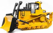 BRUDER CATERPILLAR -  Ruspa Grande con Cingoli / Large Track-type Tractor [2452]