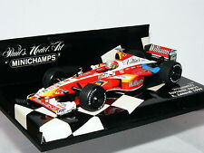 WILLIAMS SUPERTEC FW21 DE A. ZANARDI DE 1999