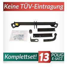 Für Subaru Impreza GH 5-Tür 07-12 Kpl. Anhängerkupplung starr+E-Satz 13p