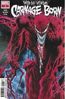 Web Of Venom Carnage Born Comic Issue 1 Modern Age First Print 2019 Cates Peter