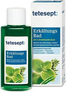 Tetesept cold bath, organic bath oil 125 ml