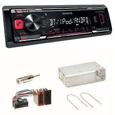 KMM-BT203 Autoradio USB Bluetooth FLAC Einbauset für Renault Clio Twingo 1 2