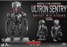 Hot Toys Artist Mix Avengers Age of Ultron SENTRY PRIME Version B Touma figure