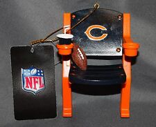 Chicago Bears Stadium Chair Ornament