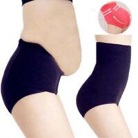 Femmes taille haute amincissant la culotte de contrôle du ventre culotte postnTR
