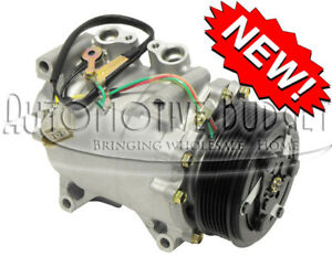 A/C Compressor w/Clutch for Acura TSX 2004-2008 - NEW