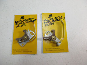 McCulloch NEW Breaker Points Chainsaw Early 10-Series 1-10 2-10 5-10 10-10