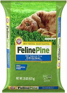 Feline Pine Original Cat Litter New