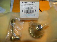 Newport Brass Part # 3-188H Amisa Satin Brass (Pvd) Diverter/Flow Control Handle